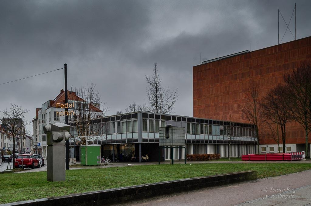 Instawalk im Staatsarchiv Bremen - Schnee von gestern?