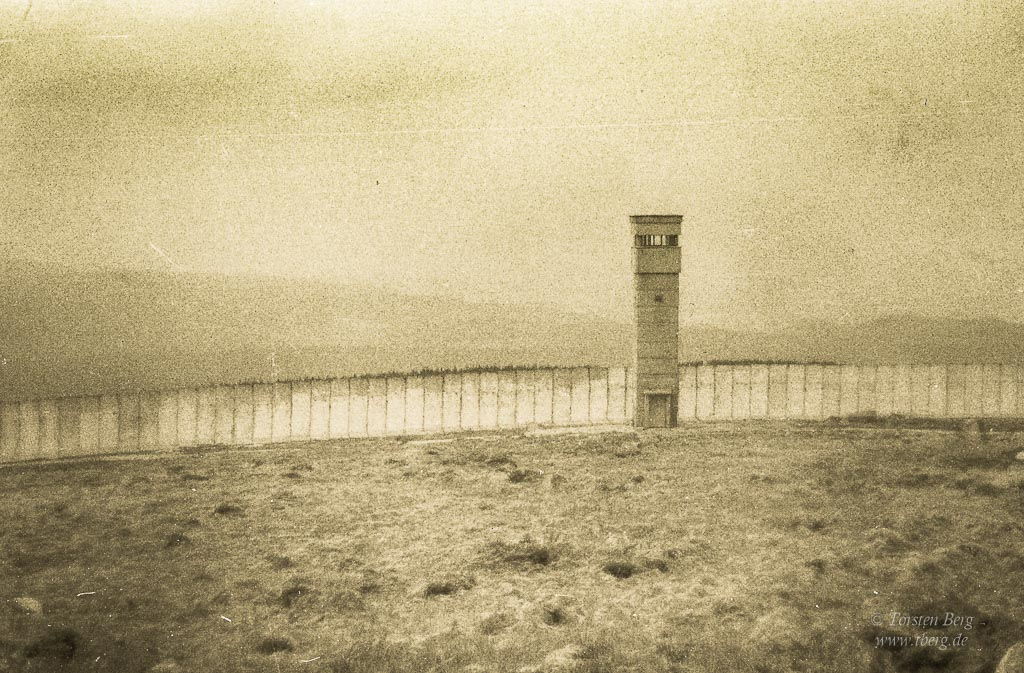 Grenzerfahrungen an der ehemaligen innerdeutsche Grenze- Grenzhus Schlagsdorf