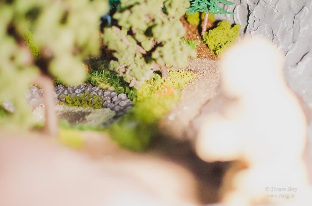 Treibt ein Ungeheuer in Waldesruh sein Unwesen?