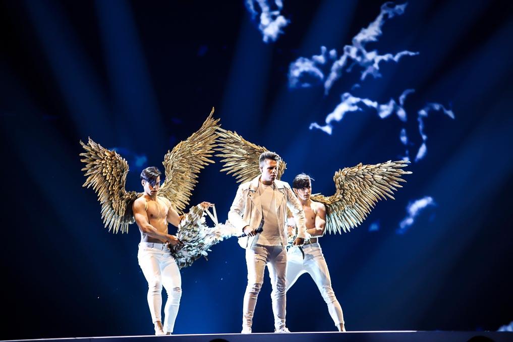 Eurovision 2019 in Tel Aviv von ausserhalb der Bubble gesehen - zurück zu den schönen Melodien Foto: Thomas Hanses