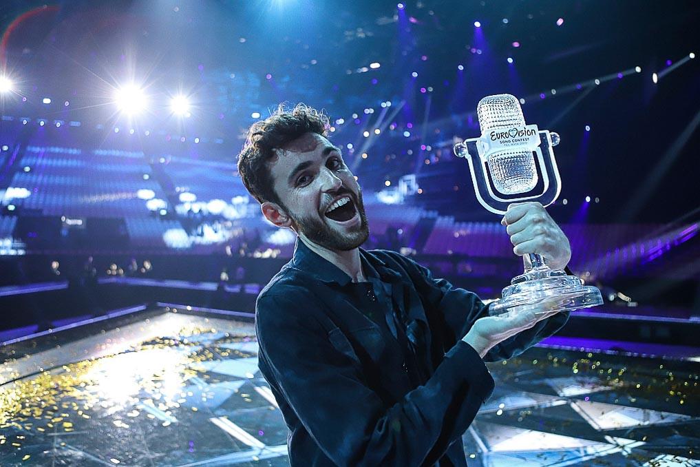 Duncan Laurence gewinnt die Krone - Foto Thomas Hanses