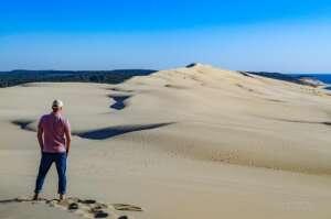Dune du Pilat – die grösste Wanderdüne Europas