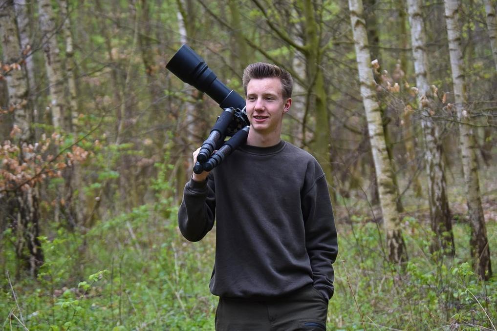 #Blogger4Natur: Domenik von Naturfotografie Domenik Schmid