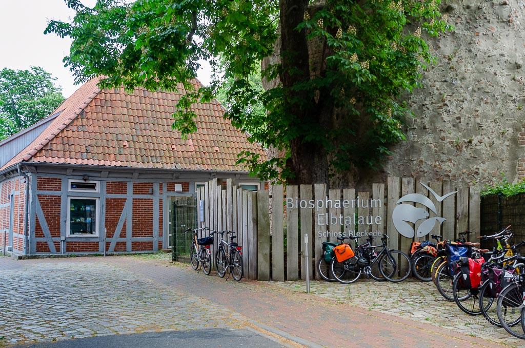 Unterwegs im Biosphärenreservat Niedersächsische Elbtalaue - das Biosphärium Elbtalaue in Bleckede informiert über das Biosphärenreservat