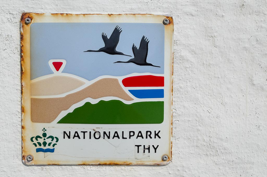 Nationalpark Thy in Dänemark - das Wappen des Nationalparks