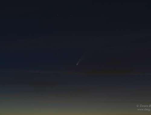 UPDATE Komet Neowise beobachten und fotografieren