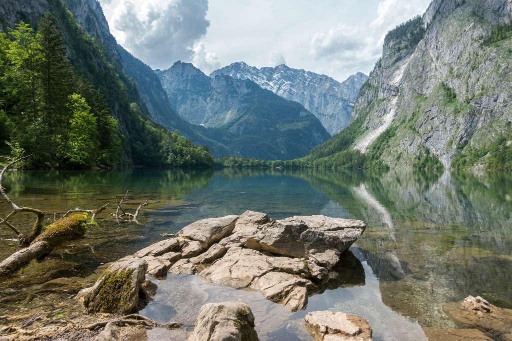Nationalparks in Deutschland - 16 Blogger geben mir ihre Tipps! Nationalpark Berchtesgaden