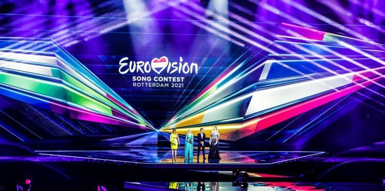 Finale des Eurovision Song Contest 2021 aus Rotterdam