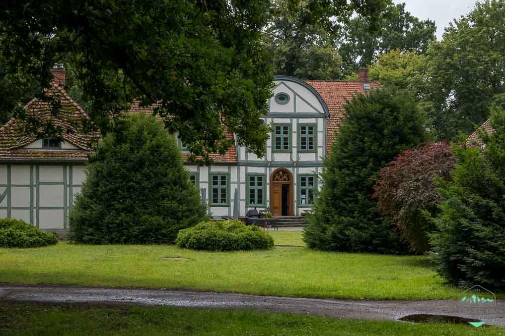 Naturerlebnisse in der Lewitz - das ehrwürdige Jagschloss Friedrichsmoor