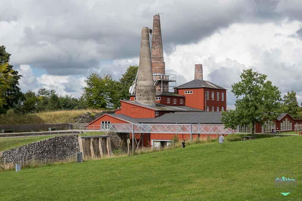 Mønstedt-Kalkgruben - das etwas andere Naturerlebnis - das alte Kalkwerk - heute Museum